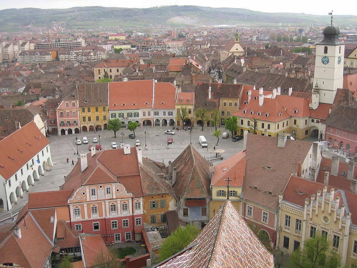 Zimmermannsturm (Hermannstadt) – Wikipedia  |Hermannstadt