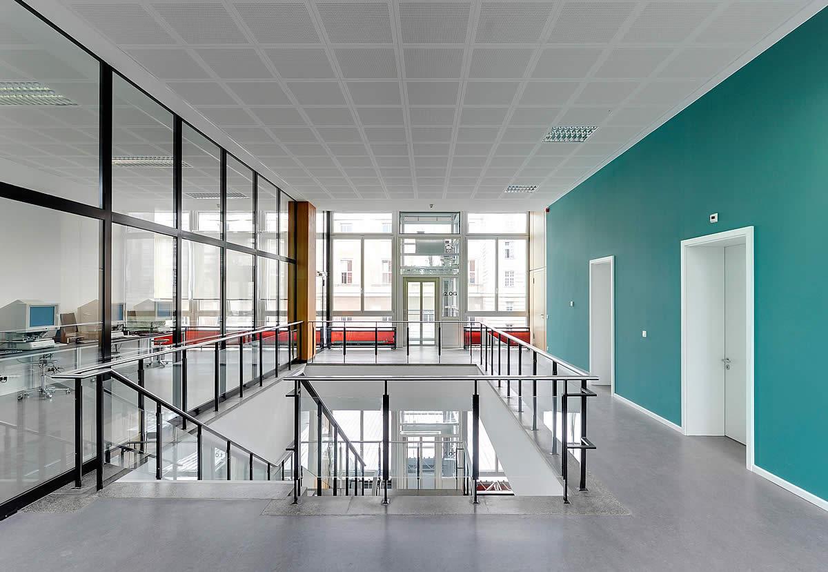 Berliner stadtbibliothek krekeler architekten generalplaner for Entwurf architektur
