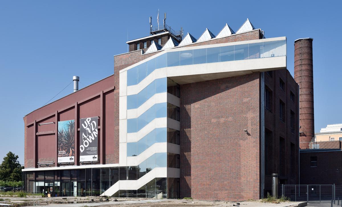 KINDL - Zentrum für zeitgenössische Kunst, Berlin - Krekeler ...